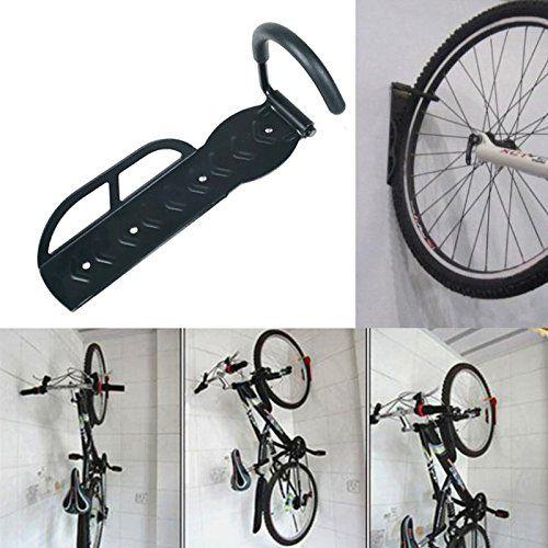 Baakyeek Bike Rack Wall Mounted Holder Hanger Bicycle Storage Hook