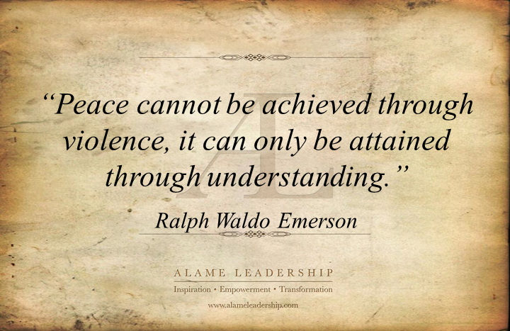 Famous Peace Quotes. QuotesGram | QUOTES OF PEACE | Pinterest ...