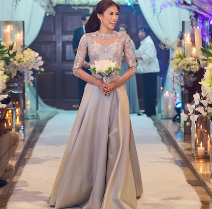 By Rajo Laurel | Formal Dresses ❤ | Pinterest | Wedding styles ...