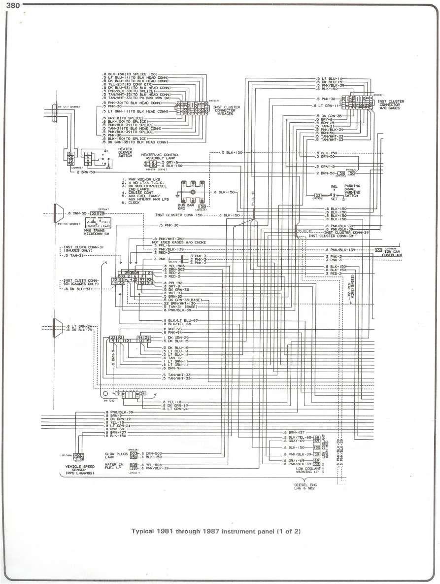 15+ 81 Chevy Truck Wiring Diagram   Chevy trucks, 1979 chevy truck, 86 chevy  truck Pinterest