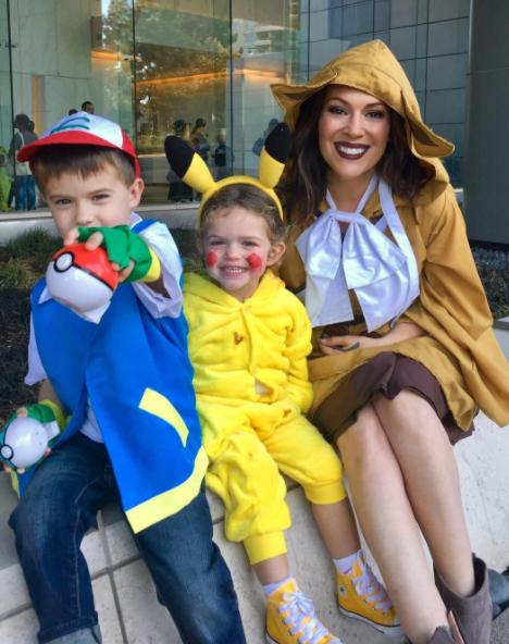 Celebrity Family Halloween Costumes u2014 See the Best Looks! //cstu.  sc 1 st  Pinterest & Celebrity Family Halloween Costumes u2014 See the Best Looks! http ...