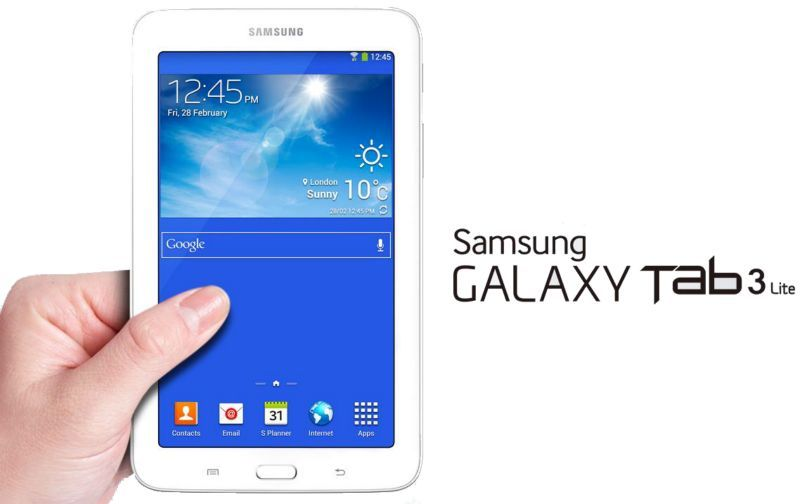 How to Root Samsung Galaxy Tab 3 Lite (WiFi SM-T110