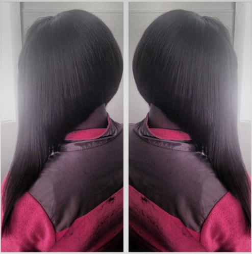 Long bob with weave hair pinterest long bob bobs and quick long bob with weave pmusecretfo Image collections