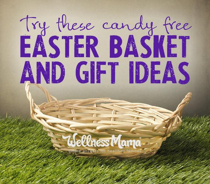 My favorite candy free easter basket ideas basket ideas easter easter doesn have to revolve around chocolate and food dyes try these healthier candy free easter basket ideas and give experiences not sugar negle Gallery