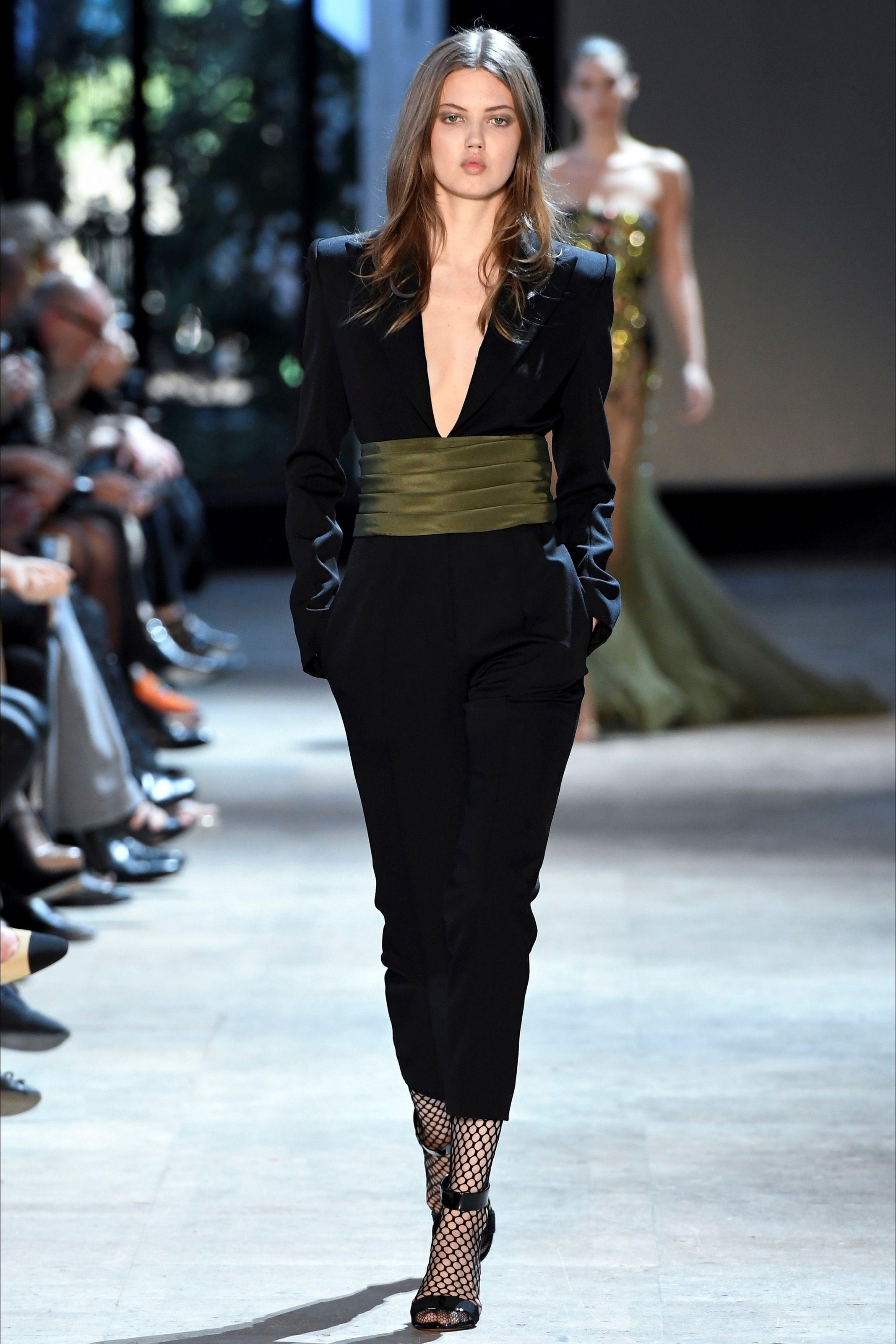 size 40 26782 c8eff Guarda la sfilata di moda Alexandre Vauthier a Parigi e ...