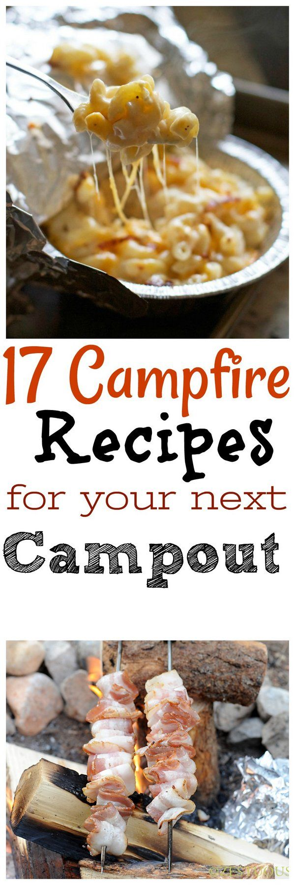 17 Campfire Recipes for Your Next Campout Campfire food