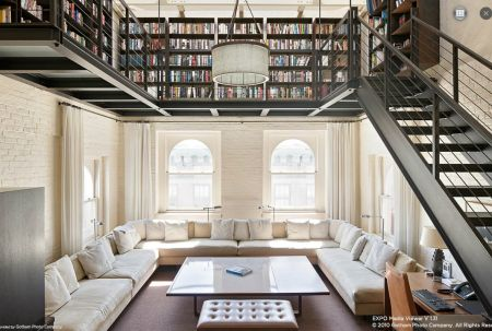 Un dúplex espectacular en Tribeca, New York   Muebles de lujo, Penthouse de  lujo, Disenos de unas
