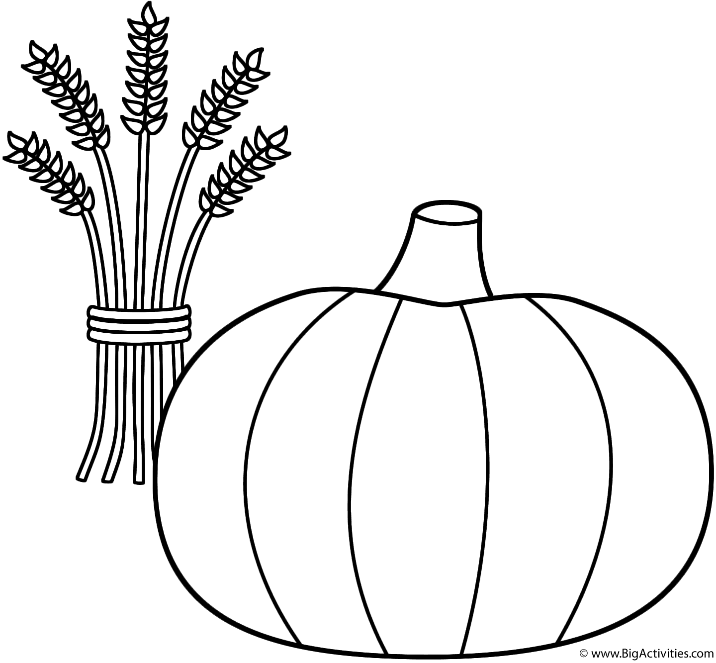coloring page | Fabulous Fall and Awesome Autumn | Pinterest ...