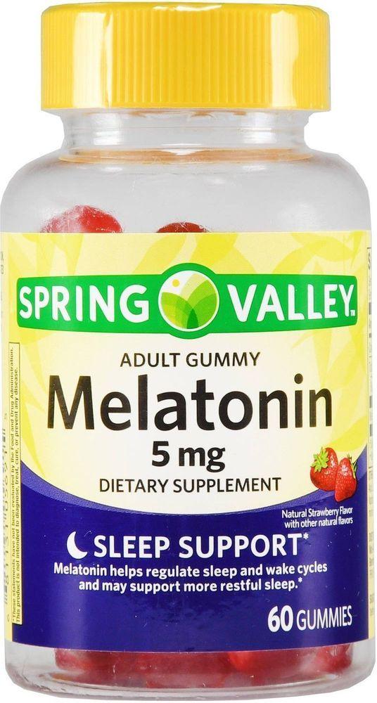 $7.01 #Free Shipping, #Spring #Valley #Adult #Gummy #Melatonin #Sleep #support #Glutenfree #gluten #Springvalley #supplements #Ebay #sale #sales #forsale #shopping #deal #deals #dailydeals #dealoftheday #bargains