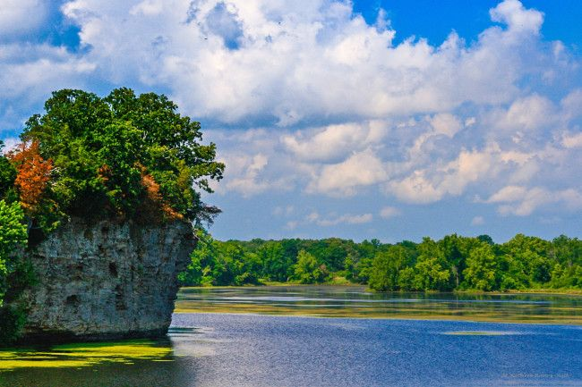 Photo Of The Week Morrison Bluff With Images Photos Of The Week Photo Nature Photography