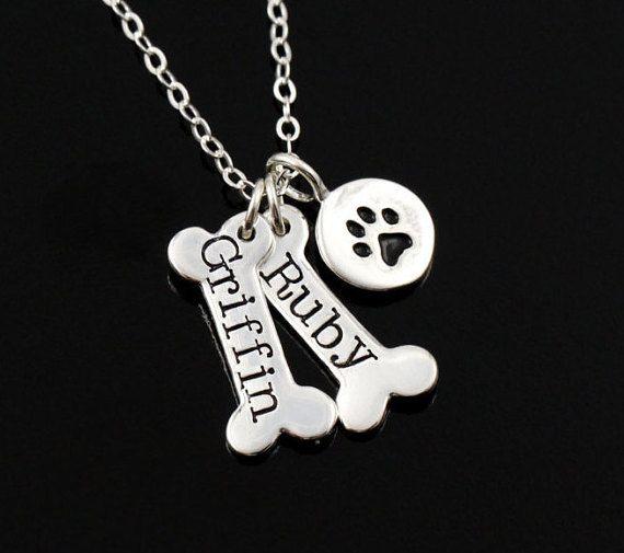 Tipos De Collares De Castigo Para Perros Collar De Pata De Perro Joyeria De Mascotas Por Acharmedimpression