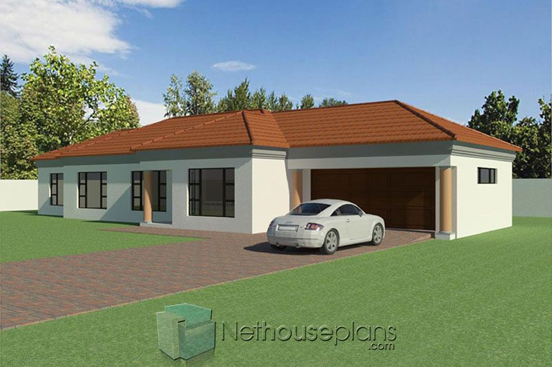 e Storey House Design 3 Bedroom House Design