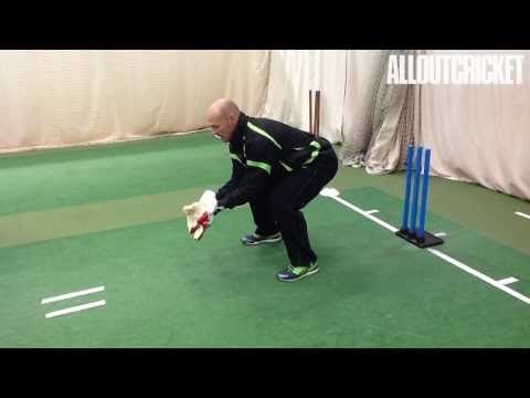 Paul Nixon Wicketkeeping Drills All Out Cricket Performance Coaching Coaching Cricket Cricket Sport