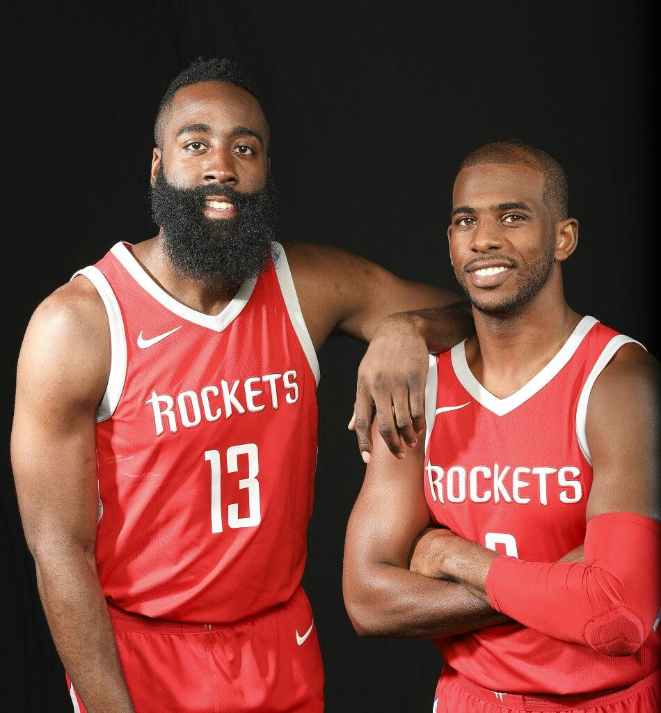 Nba2k19 James Harden: James Harden And Chris Paul
