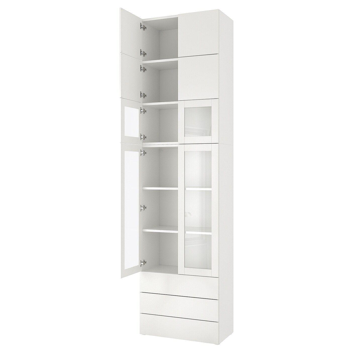 Ophus Kombinaciya D Hraneniya 80x42x301 Sm Storage Ikea Tall