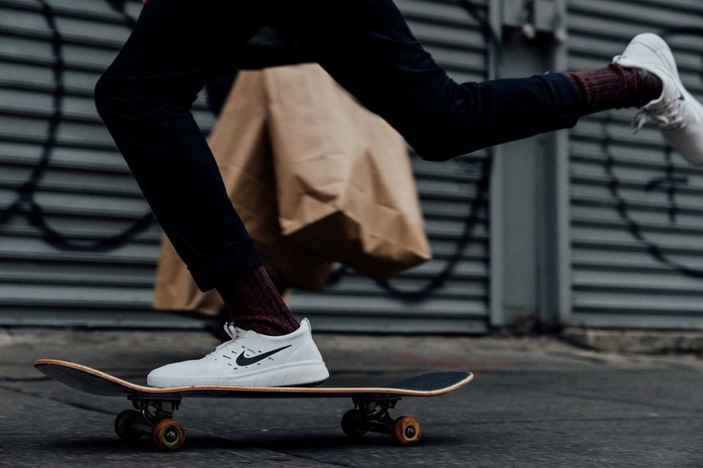 innovative design c9963 c4b61 Nyjah Huston Nike SB Nyjah Free Sneakers