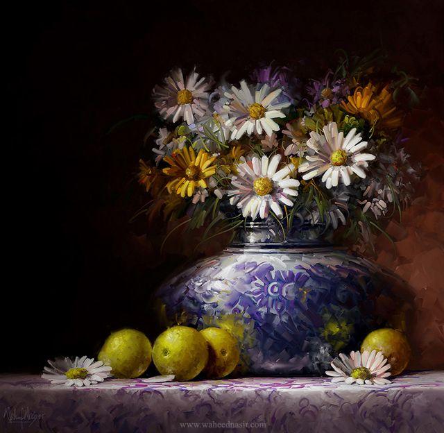 Waheed Nasir   Art & Tatucya
