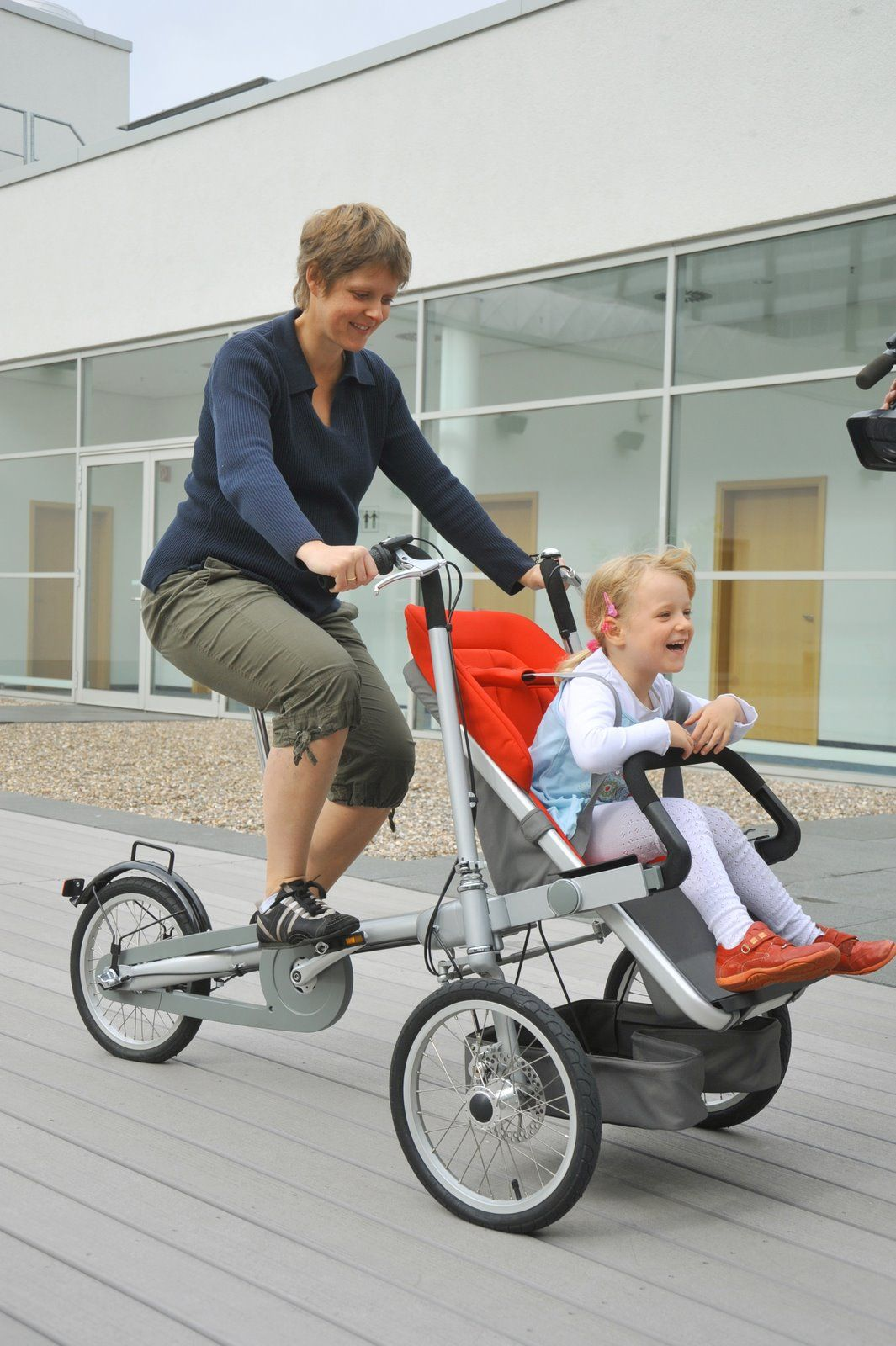 Taga Convertible Bike Stroller | Biking, Bikes and Toddlers