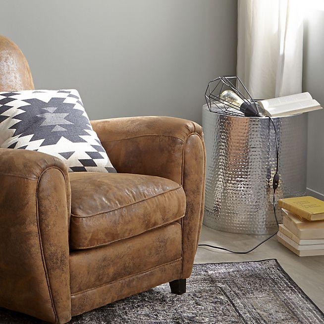 Tarbes Lampe A Poser Geometrique En Acier Noir L26 5cm Salon Mobilier De Salon Decoration Design Et Meuble Deco