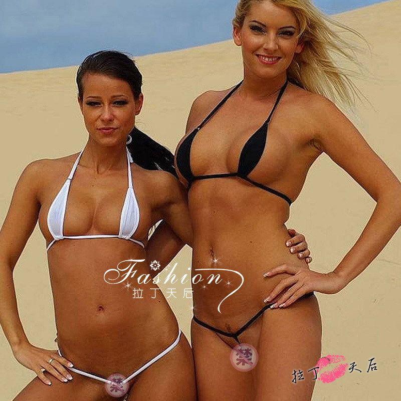 Opinion, micro bikini see thru photos