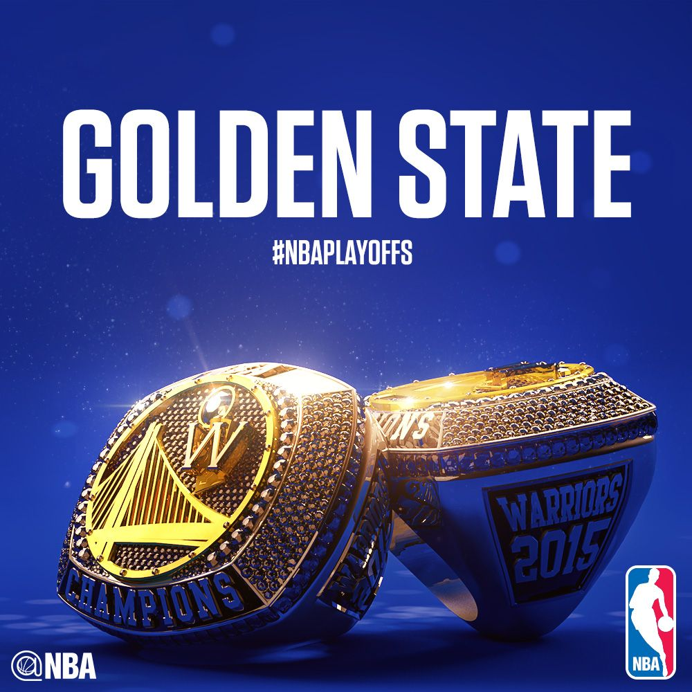 Golden State Warriors Championship: 2015 NBA Champion Warriors' Has A Nice RING To It!
