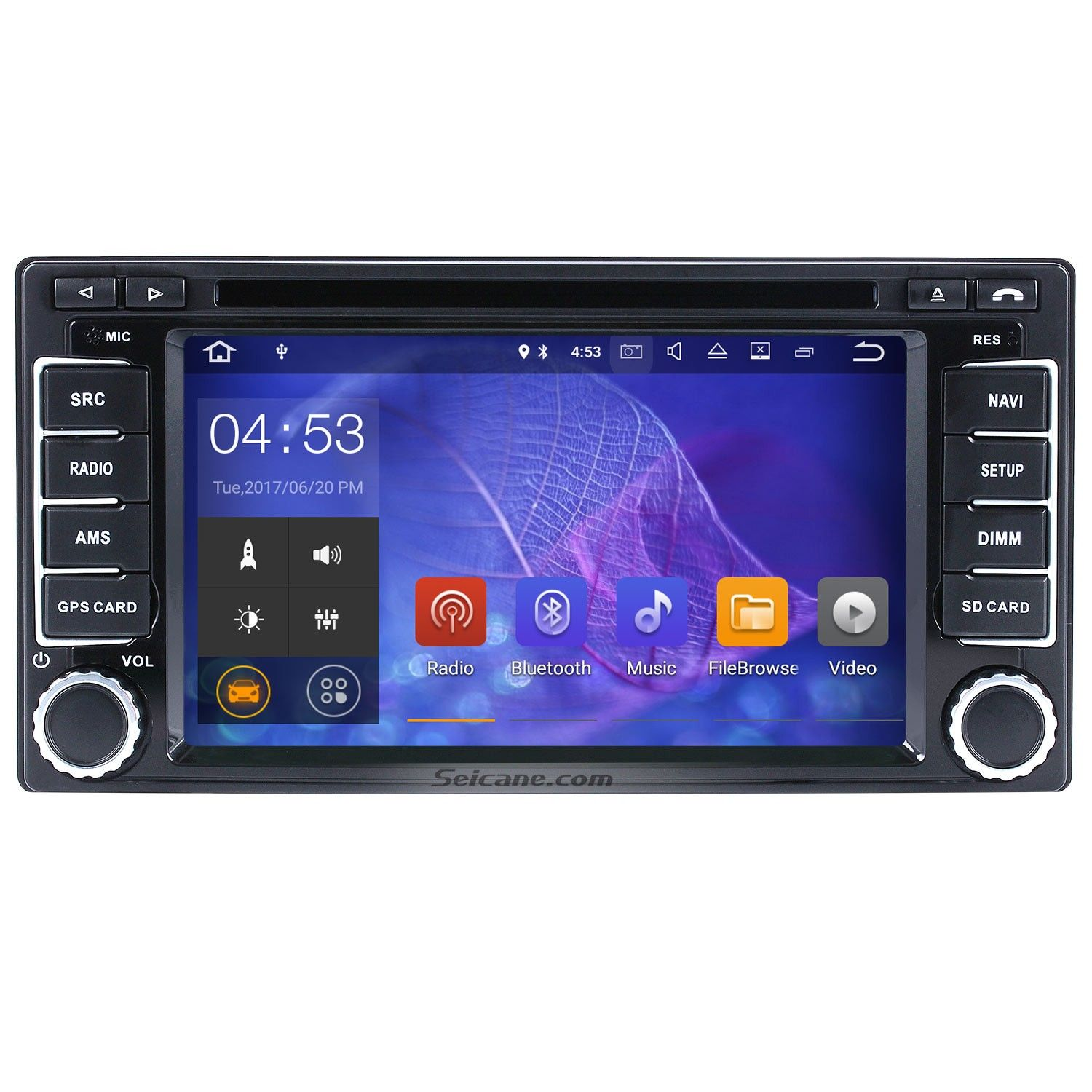 Seicane Android 7.1 DVD Player 20082013 SUBARU Forester