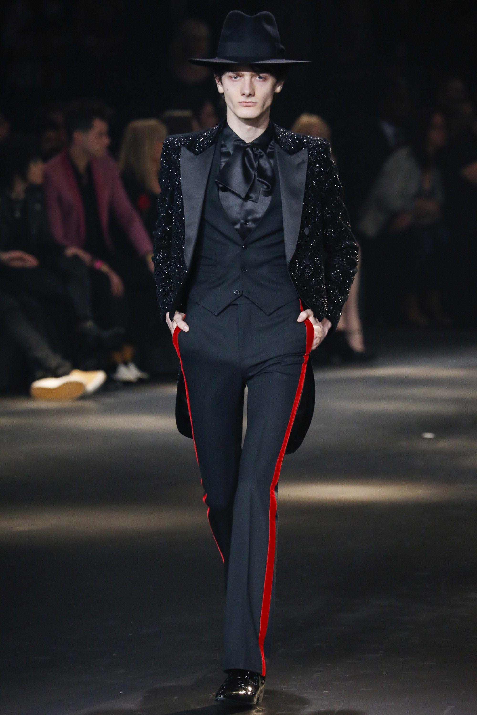 Saint Laurent Fall 2016 Menswear Collection Photos - Vogue