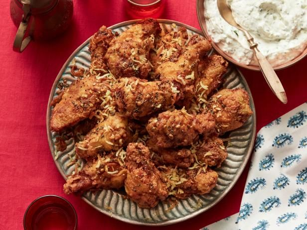 Extra crispy indian spiced chicken wings recipe indian extra crispy indian spiced chicken wings crispy chicken recipescrispy baked forumfinder Gallery