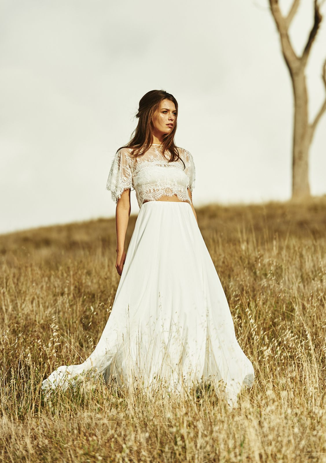 Rustic Wedding Dress Australia