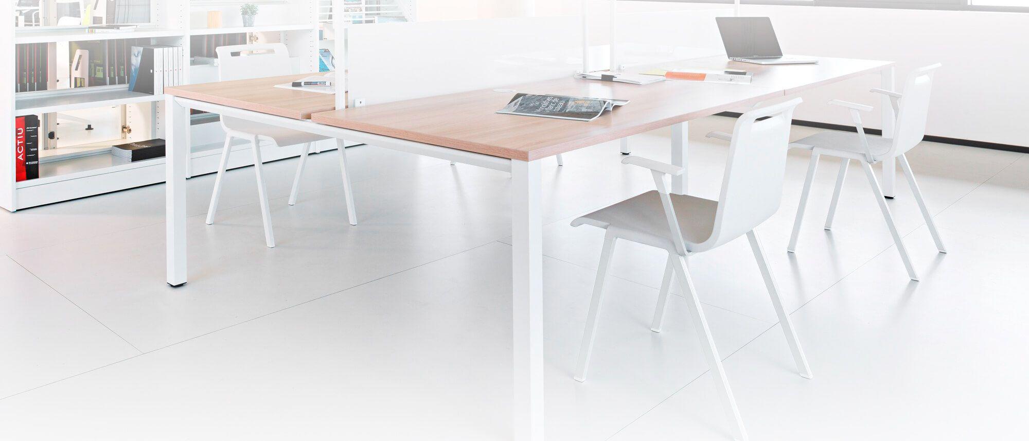 Mesas Actiu y Rocada - Precios - Muebles de oficina ...