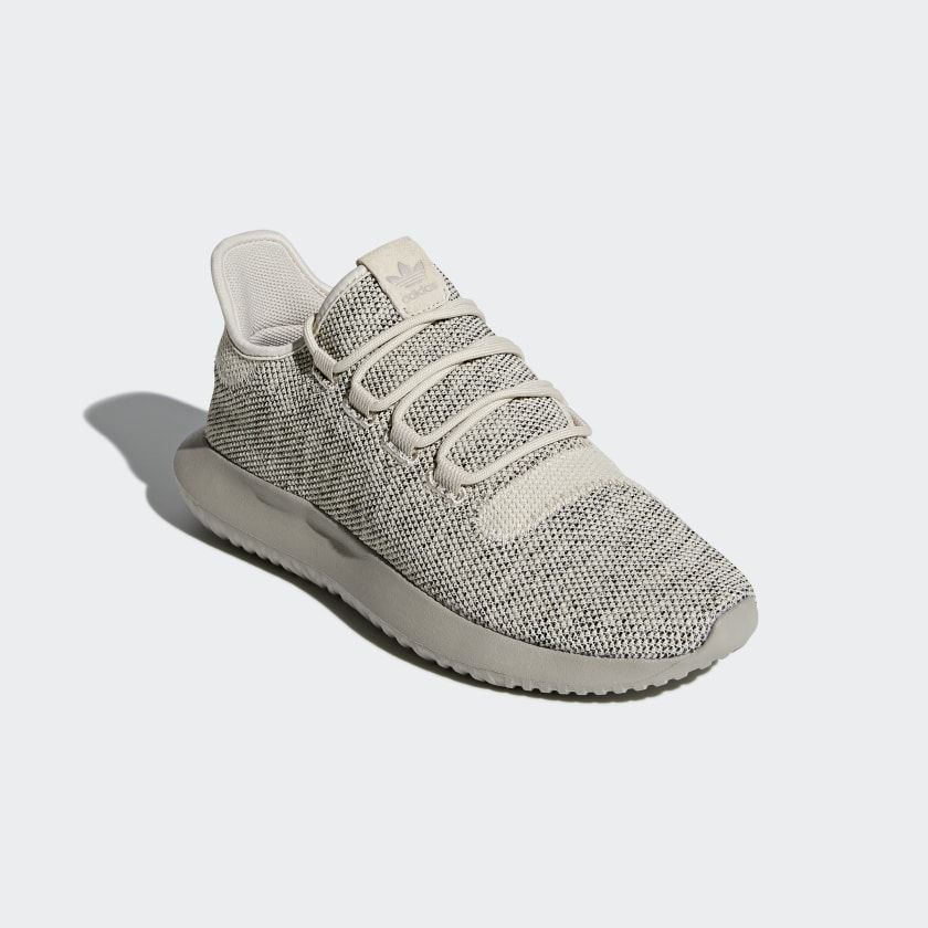 Tubular Shadow Knit Shoes Clear Brown Light Brown Core Black