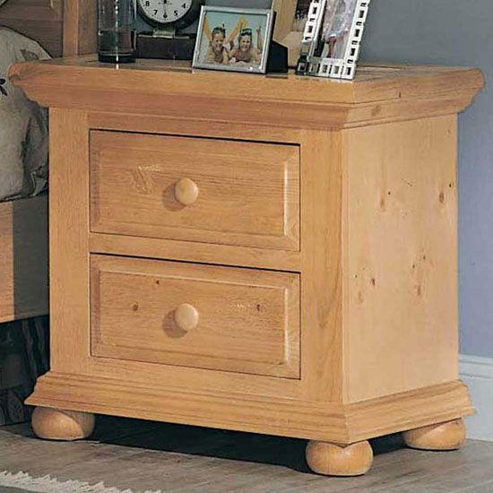 "Broyhill ""Fontana"" Nightstand.....I Want To Buy 2 Of These"