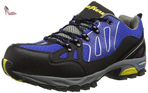 meilleur endroit pour magasin en ligne premier coup d'oeil Goodyear GYSHU1504, Chaussures de sécurité homme - Bleu ...