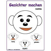 Projekt Gefuehle Und Emotionen Kindergarten Und Kita Ideen Heute