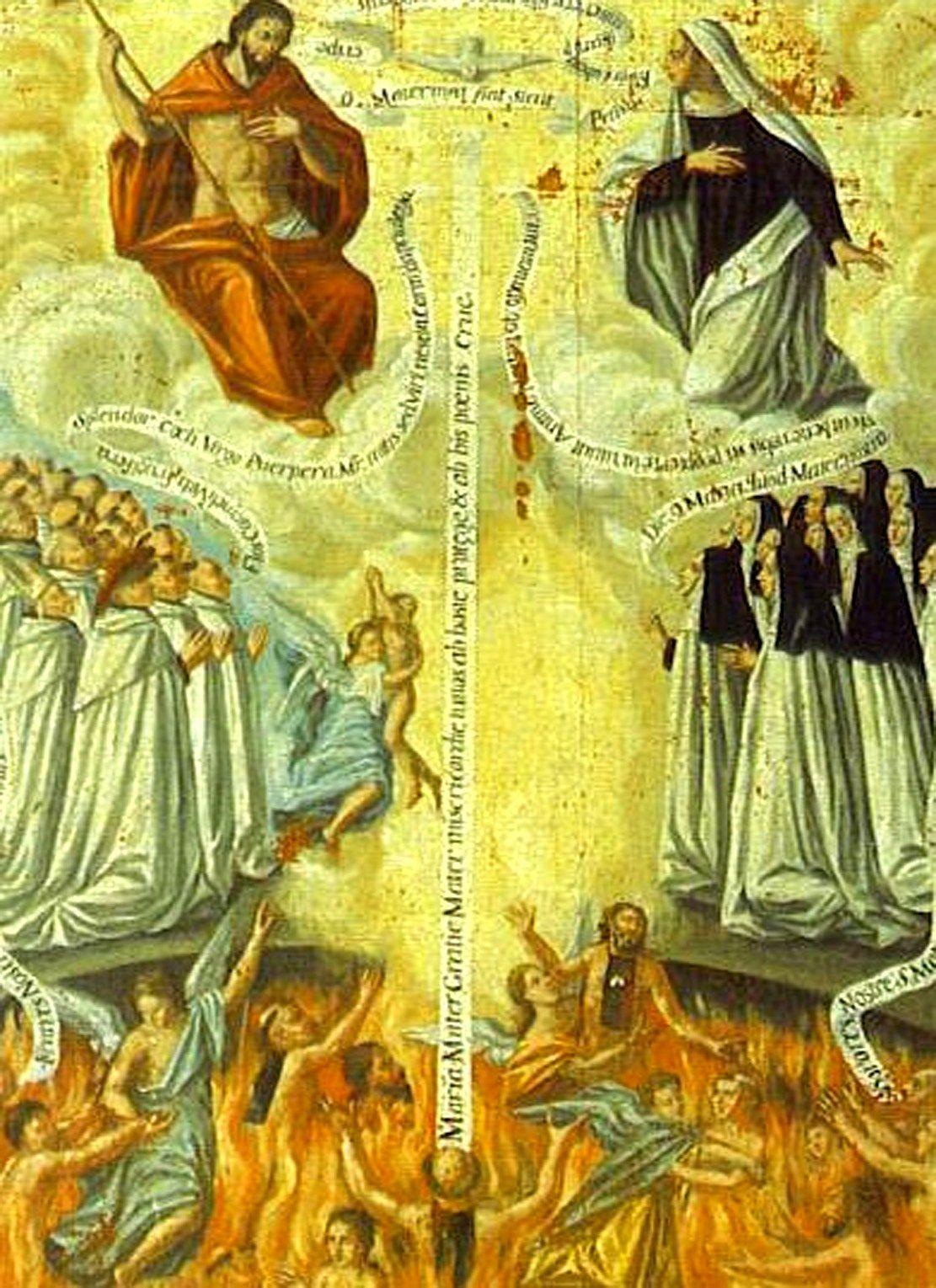 12o Nov Mes Das Almas Do Purgatorio