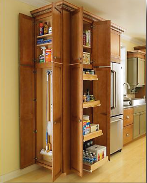 Thin End Cabinet For The Side Of