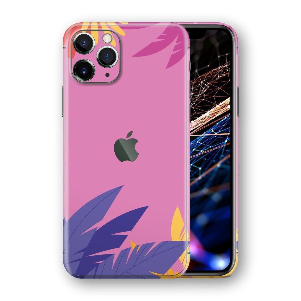 iPhone 11 Pro MAX SIGNATURE PINK Summer v1 Skin in 2020