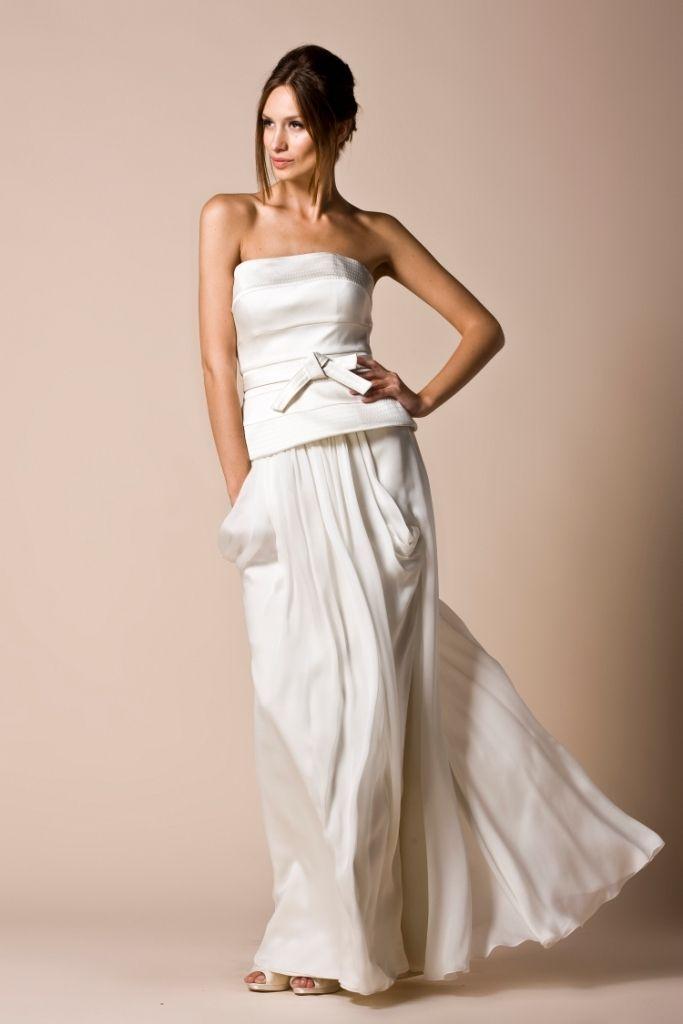 1001 + ideas for stunning beach wedding dresses   Informal