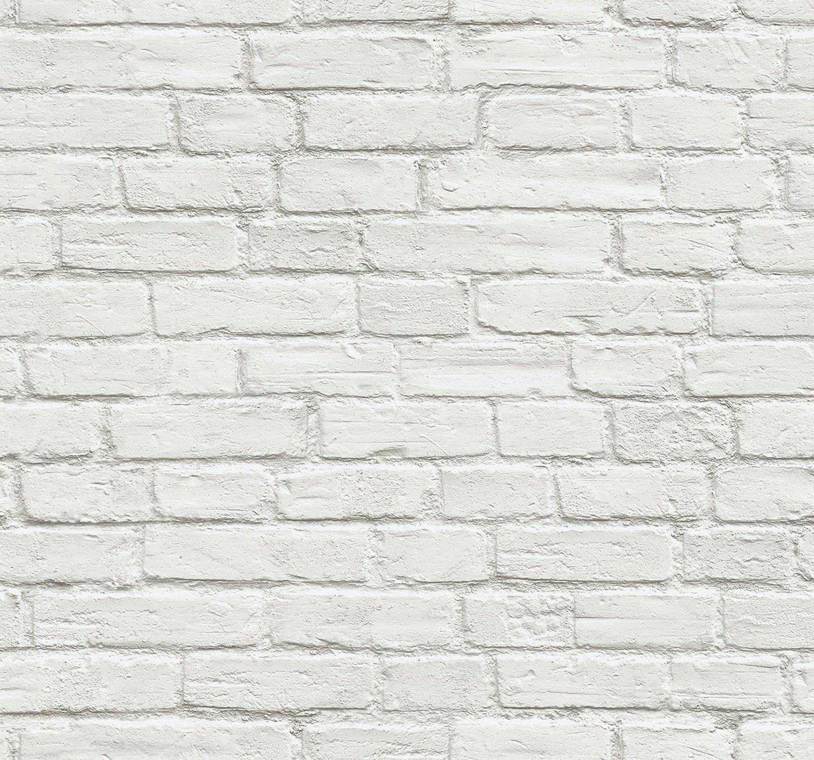 Self Adhesive Wallpaper Brick Peel And Stick White Brick Wallpaper White Brick Removable In 2020 White Brick Wallpaper Removable Brick Wallpaper Brick Wallpaper