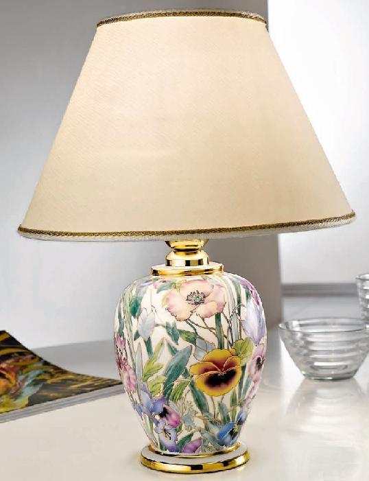 Superb Kolarz Giardino Panse Table Lamp Small | 0014.73S