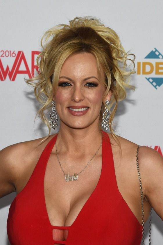 Porn Star Stormy Daniels And Trump Asked Me To Join Them -4722
