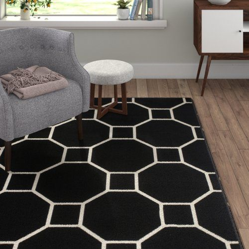 Fairmont Park Swindon 100 Black Ivory Area Rug Area Rugs Rugs Black Rug