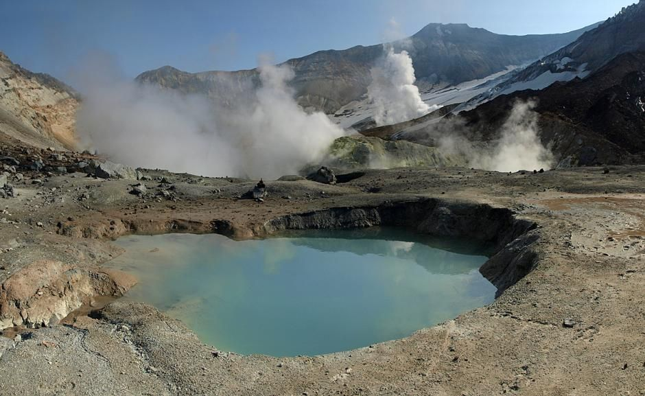 Sopka Mutnovskaja