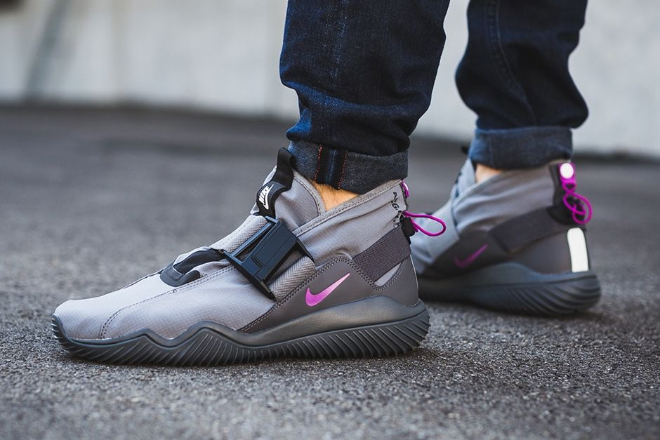 promo code 97bb2 3757a An On-Feet Look at the NikeLab ACG 07 KMTR