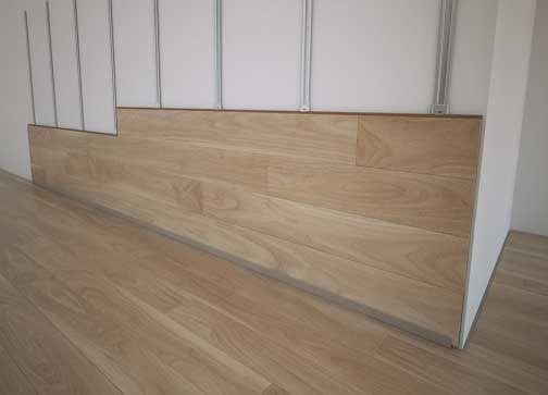 FloorUp   sistema para pared - FloorUp - Líneas de productos y