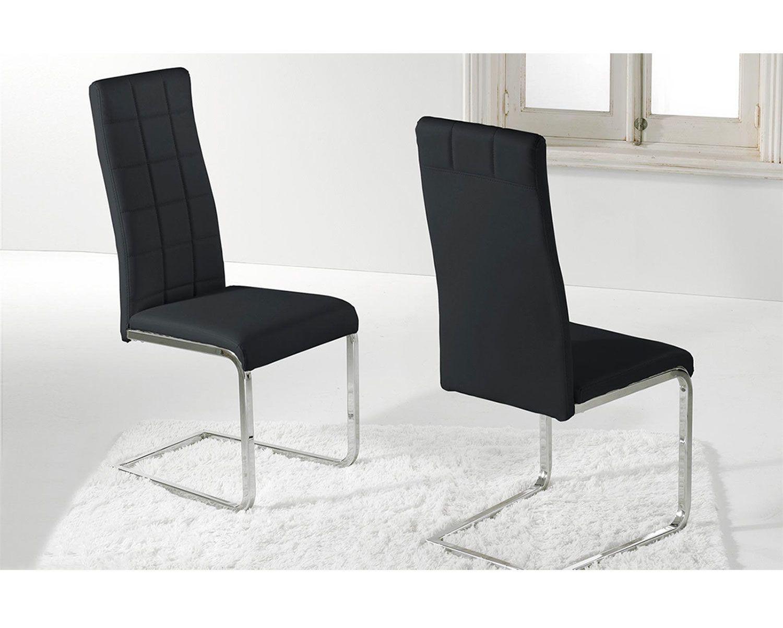 mesa de madera y sillas comet elegant