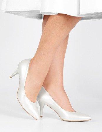 Slubne Szpilki 7 5cm 90zl Shoes Wedding Shoes Wedding Shoe