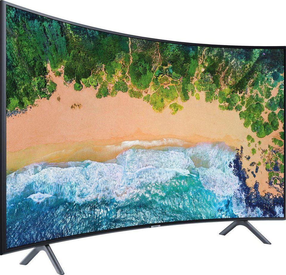 Samsung Ue49nu7379uxzg Auf Rechnung Raten Online Kaufen Otto Led Fernseher Samsung Fernseher
