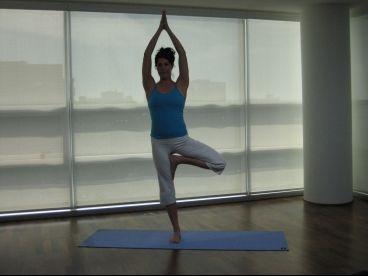 balasana yoga child's pose  tree pose poses standing poses