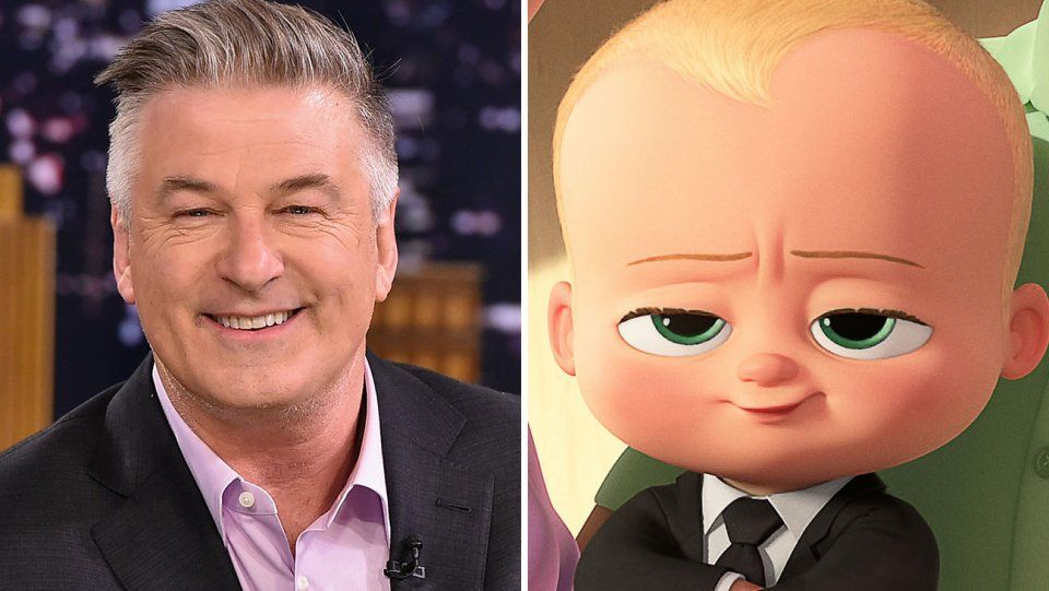 Hollywood Reporter on   Boss baby, The voice, Boss